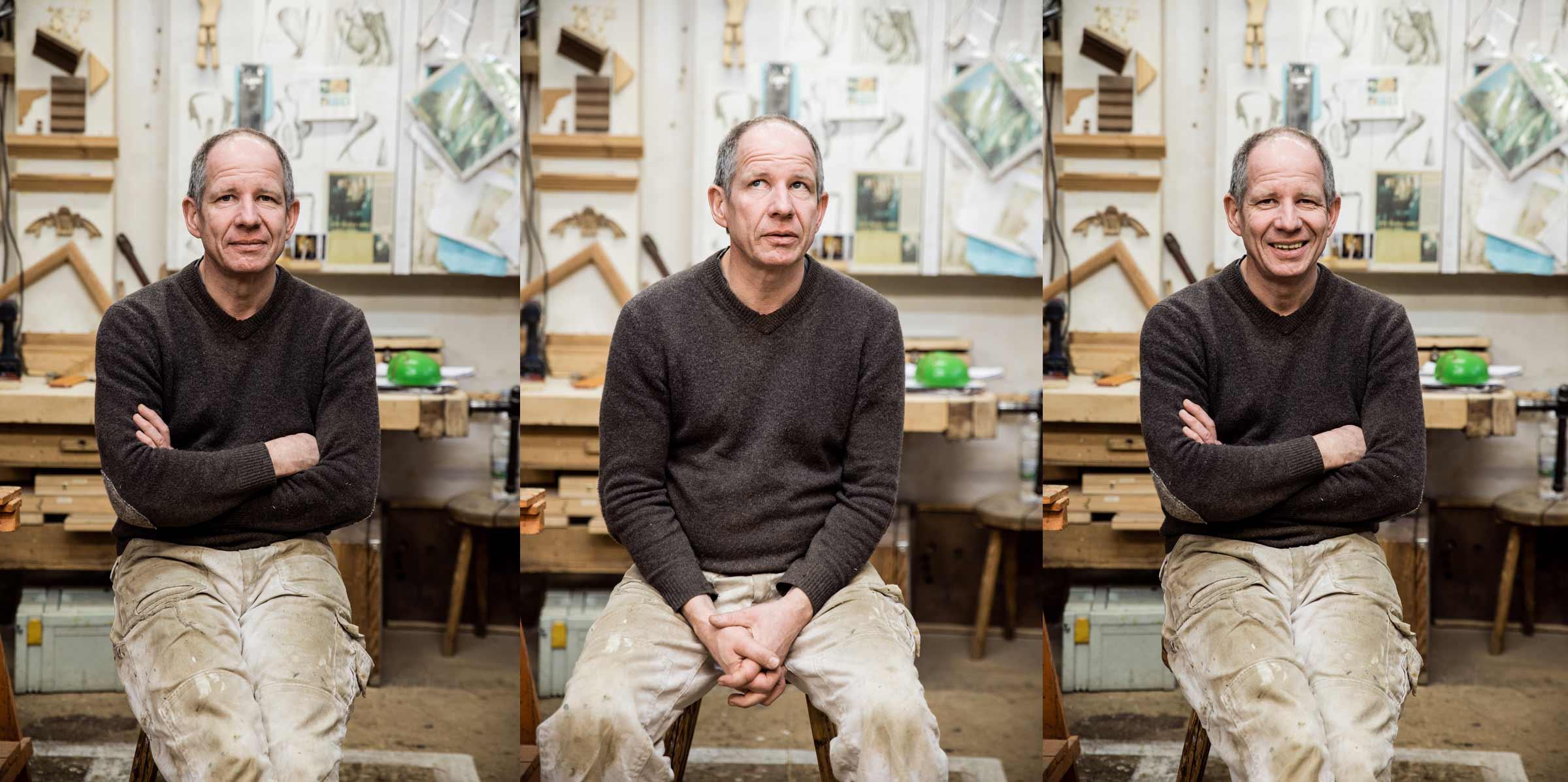 JK.Designermöbel, Jörn Konrad, Portrait