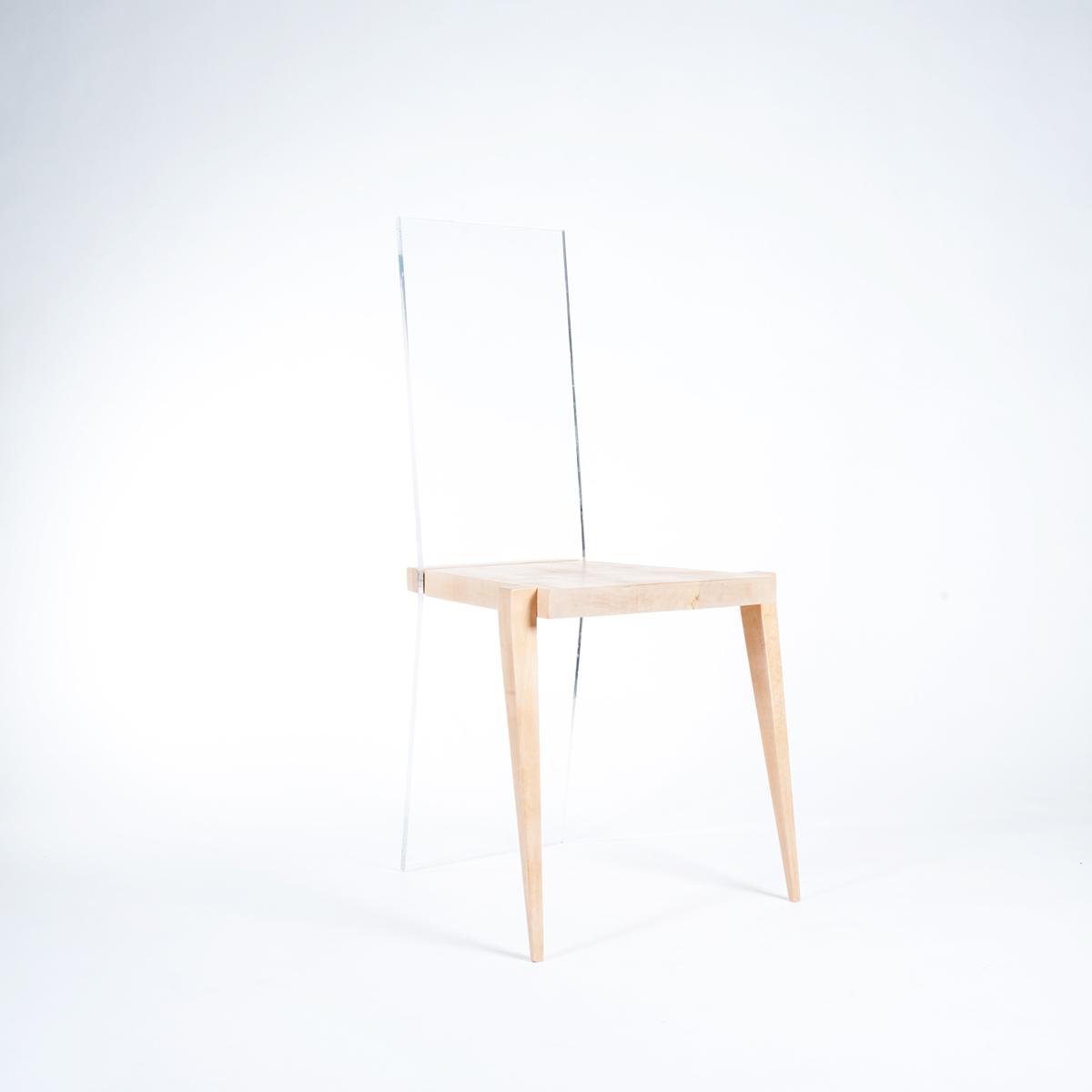 Stuhl KALLISTUS, JK. Designermöbel