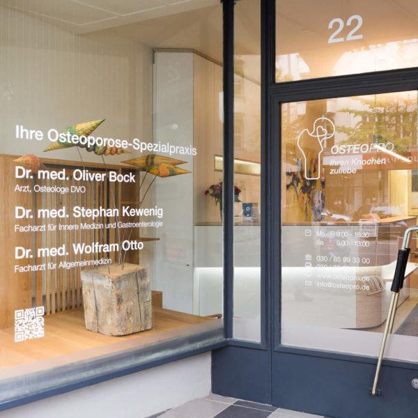 Interior Design für OsteoPro